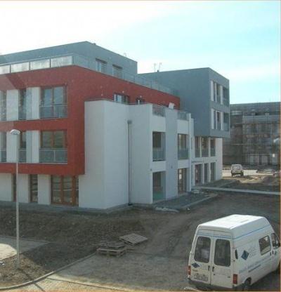 Nové byty praha západ