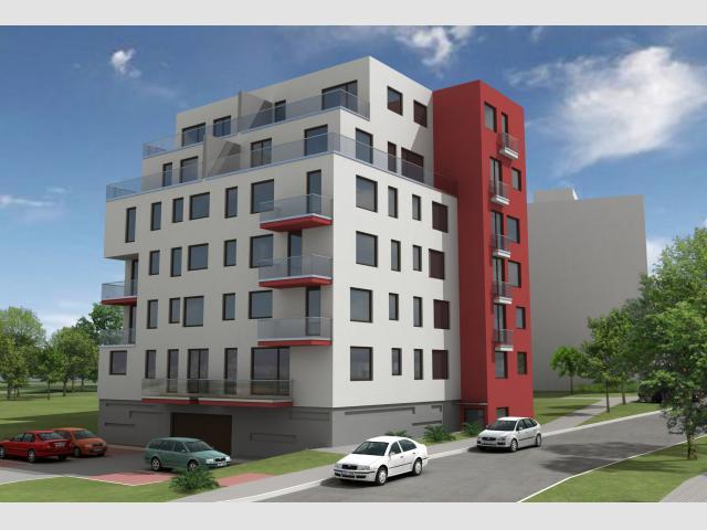 Co je bytový dům